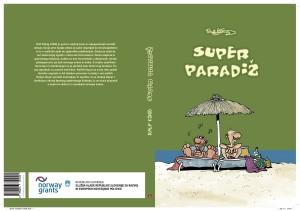 Super Paradise ovitek